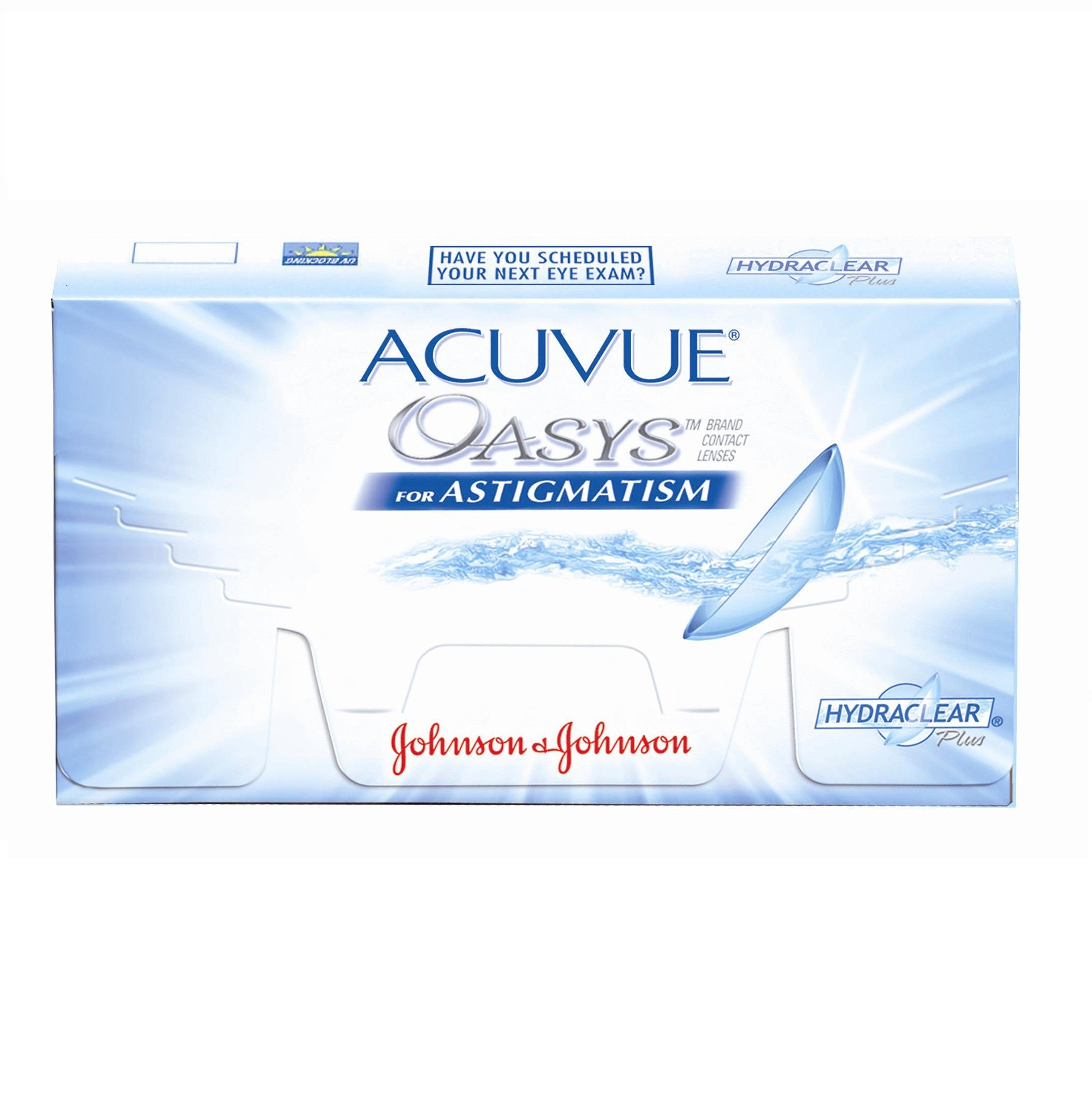 5dfc8c3e722 JezCentre - Acuvue Oasys for Astigmatism (6 pack)